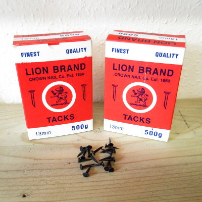 Lion Brand 13mm Upholstery Tacks