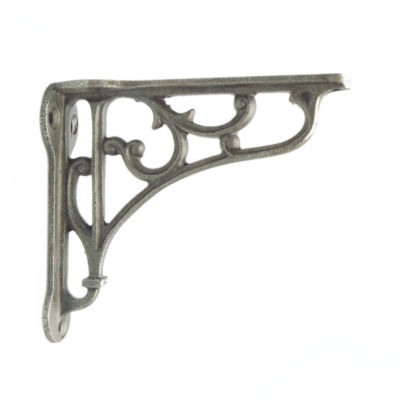 Cast Iron Edwardian Shelf Bracket TINY