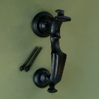 Cast Iron Doctor's Door Knocker