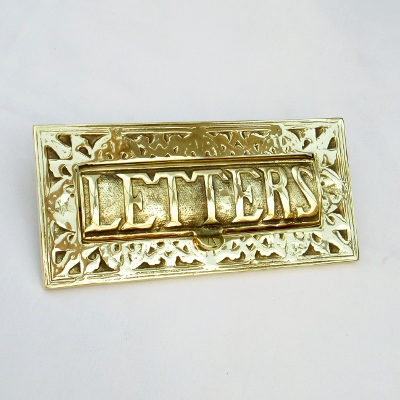 decorative brass letter box cover letter box cover