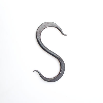Small Wrought Iron S Hook