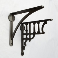 All Cast Iron Shelf Brackets