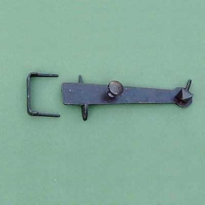 Simple Wrought Iron Latch